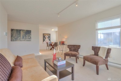 Condo/Townhouse Sold: 6501 24th Ave NW #302