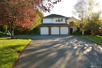 Snohomish Single Family Home For Sale: 7426 201st St SE