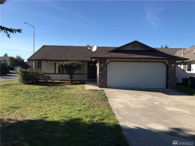 Lacey Single Family Home For Sale: 6412 57th Ave SE