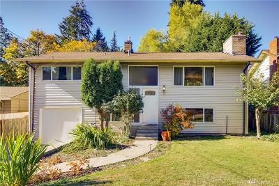 Shoreline Single Family Home For Sale: 16249 12th Ave NE