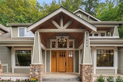 Single Family Home For Sale: 808 E Lake Sammamish Pkwy NE