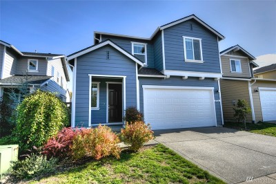 Tumwater Single Family Home For Sale: 8976 Aster St SE