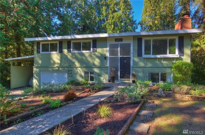 Renton Single Family Home For Sale: 14751 173rd Ave SE