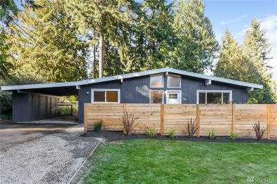 Issaquah Single Family Home For Sale: 650 Mountain Park Blvd SW