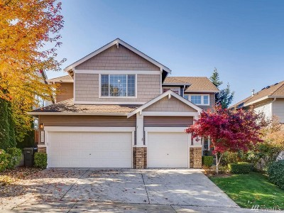 Snohomish Single Family Home Contingent: 12908 72nd Dr SE