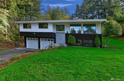 Lynnwood Single Family Home For Sale: 19001 75th Ave W