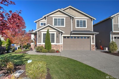 Bothell WA Single Family Home For Sale: $650,000
