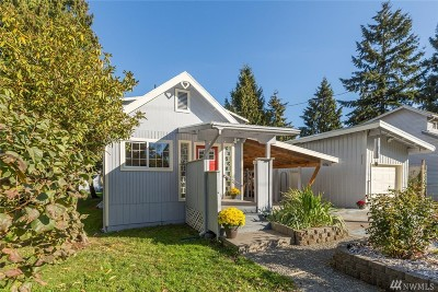 Seattle Single Family Home For Sale: 10716 18th Ave SW