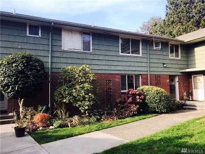 Bellingham Condo/Townhouse Sold: 901 N Forest St #137
