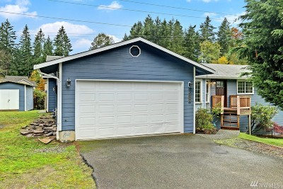 Bothell WA Single Family Home For Sale: $484,900