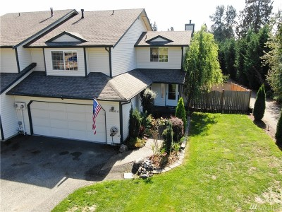Snohomish County Single Family Home For Sale: 11406 22nd St SE #A