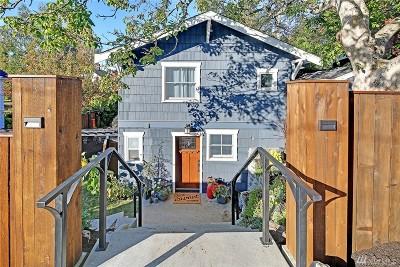 Seattle Single Family Home For Sale: 4514 SW Stevens St