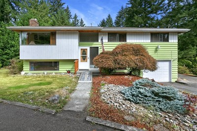 Lynnwood Single Family Home For Sale: 19 143rd St SW