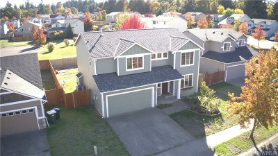 Yelm Single Family Home For Sale: 15142 105th Ave SE