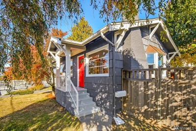 King County Single Family Home For Sale: 3730 41st Ave SW