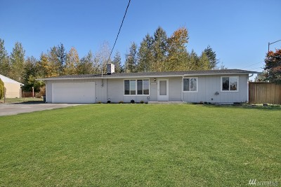 Puyallup Single Family Home For Sale: 13517 103rd Ave E