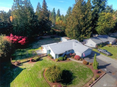 Olympia Single Family Home For Sale: 5933 Winnwood Dr SE