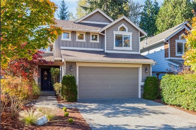 Bothell Single Family Home For Sale: 11159 NE 162nd St