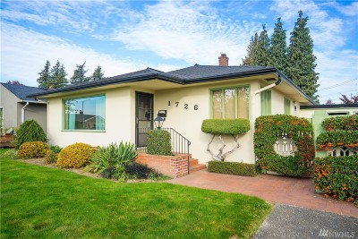 Lynden Single Family Home For Sale: 1726 D St