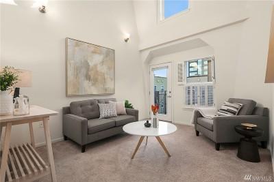 Seattle WA Condo/Townhouse For Sale: $520,000