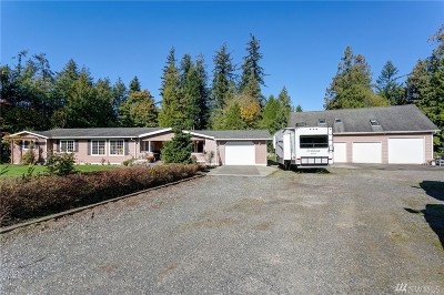 Custer WA Single Family Home For Sale: $395,000