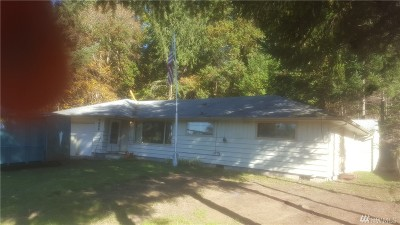 Olympia Single Family Home For Sale: 7650 Mesplay Ave SE