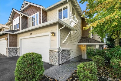 Bellevue Single Family Home For Sale: 12220 NE 24th St #206