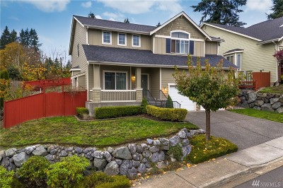 Snohomish Single Family Home For Sale: 1824 23rd St