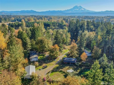Pierce County Single Family Home For Sale: 27028 Meridian Ave E