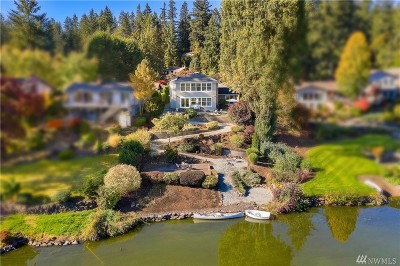 Woodinville Single Family Home For Sale: 17610 185th Ave NE