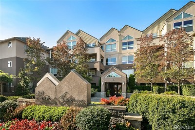 Kirkland Condo/Townhouse For Sale: 615 6th St #403