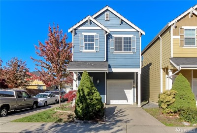 Tacoma Single Family Home For Sale: 705 114th St Ct E