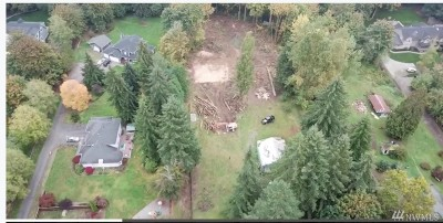 Woodinville Residential Lots & Land For Sale: 20300 166th Ave NE