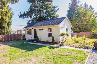 King County Single Family Home For Sale: 14019 37th Ave S