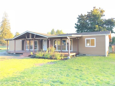 Olympia Single Family Home For Sale: 11429 6th Ave SE