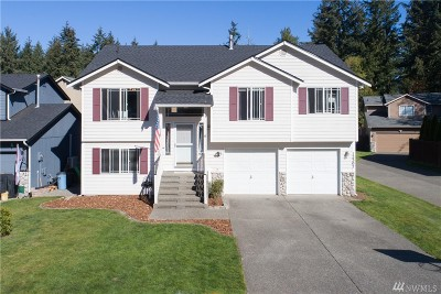 Puyallup Single Family Home For Sale: 12307 170th St E