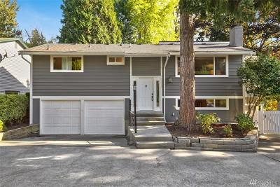Kirkland Single Family Home For Sale: 13432 121st Ave NE