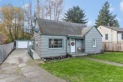 Seattle Single Family Home For Sale: 7105 S 115th St