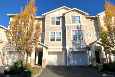 King County Condo/Townhouse For Sale: 23220 63rd Place S #27-3