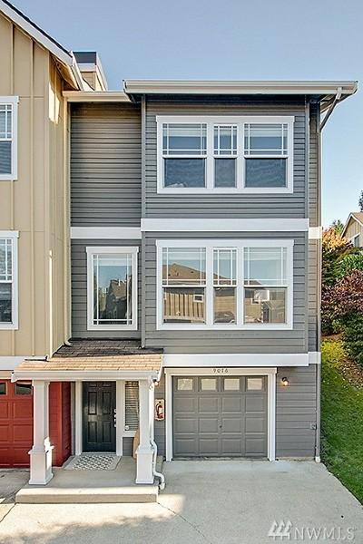 Redmond Single Family Home For Sale: 9076 162nd Place NE #2204