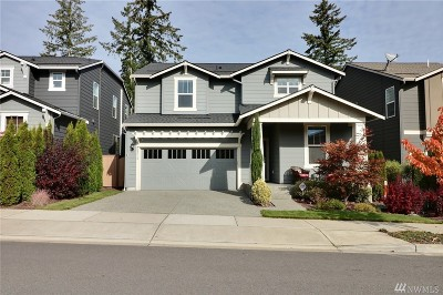 Maple Valley Single Family Home For Sale: 24218 SE 258th St