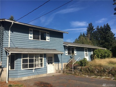 Tacoma Single Family Home For Sale: 4701 76th St E