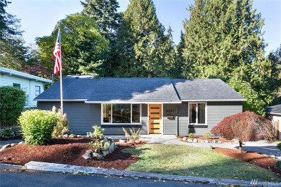 Shoreline Single Family Home For Sale: 14807 Ashworth Ave N