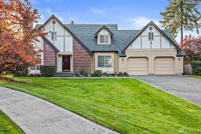 Steilacoom Single Family Home For Sale: 614 Gardiner Ct
