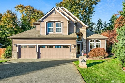 Thurston County Single Family Home For Sale: 2320 Cedar Park Lp SE