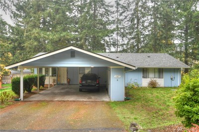Tumwater Multi Family Home For Sale: 1527 65th Ave SE