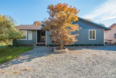 Burlington Single Family Home Contingent: 3046 Old Highway 99 North Rd