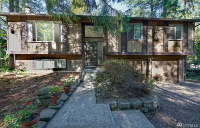 North Bend WA Single Family Home For Sale: $479,000