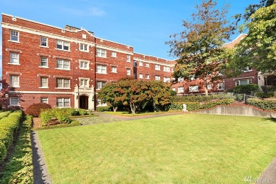 Seattle Condo/Townhouse For Sale: 120 W Highland Dr #123