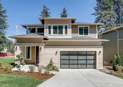 Shoreline Single Family Home For Sale: 17556 Wallingford Ave N